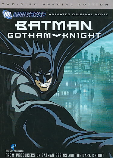 BATMAN:GOTHAM KNIGHT 2 DISC COLLECTOR (DVD)