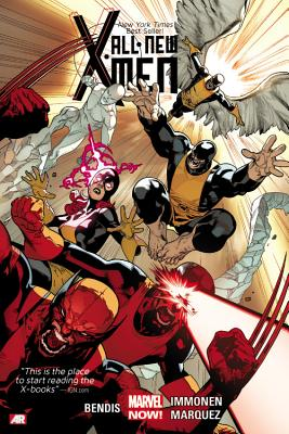 All-New X-Men 1 By Bendis, Brian Michael/ Immonen, Stuart (ILT)/ Marquez, David (ILT)
